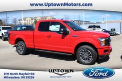 2019_Ford_F-150_4WD XLT SuperCab_ Milwaukee and Slinger WI