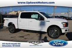 2019_Ford_F-150_4WD XLT SuperCrew_ Milwaukee and Slinger WI