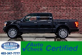 2019_Ford_F-150_4x4 Super Crew Limited Leather Roof Nav_ Red Deer AB