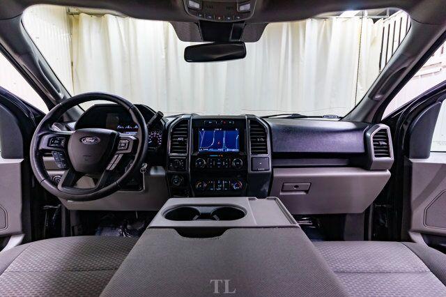 2019 Ford F-150 4x4 Super Crew XLT XTR Longbox Nav BCam Red Deer AB