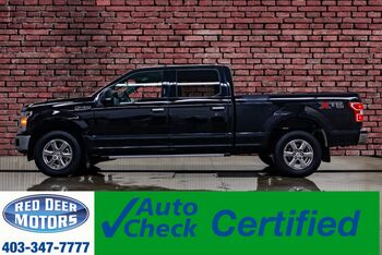 2019_Ford_F-150_4x4 Super Crew XLT XTR Longbox Nav BCam_ Red Deer AB