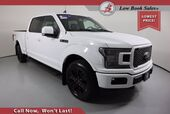 2019 Ford F-150 CREW CAB 4X4 LARIAT SPORT 3.5 ECOBOOST 6 1/2 FT BED
