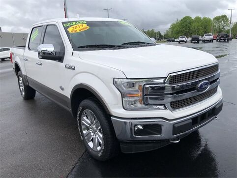 2019_Ford_F-150_KING RANCH 4WD_ Evansville IN