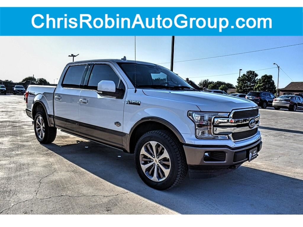 2019 Ford F-150 KING RANCH Odessa TX