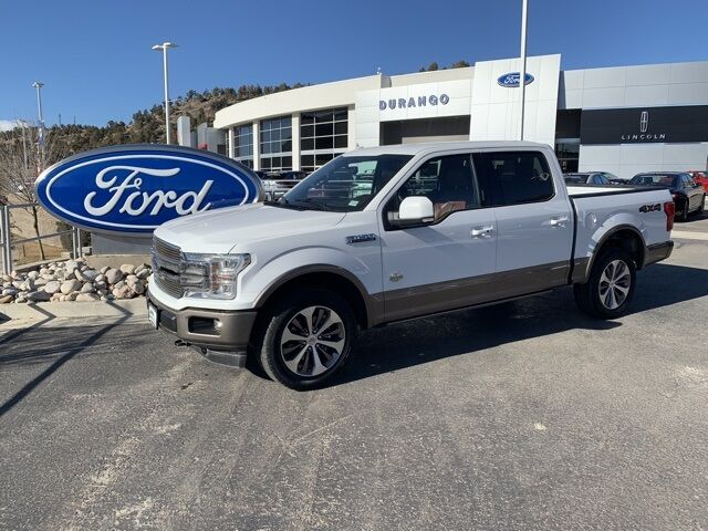 2019 Ford F-150 King Ranch Durango CO