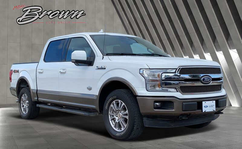 2019 Ford F-150 King Ranch Granbury TX