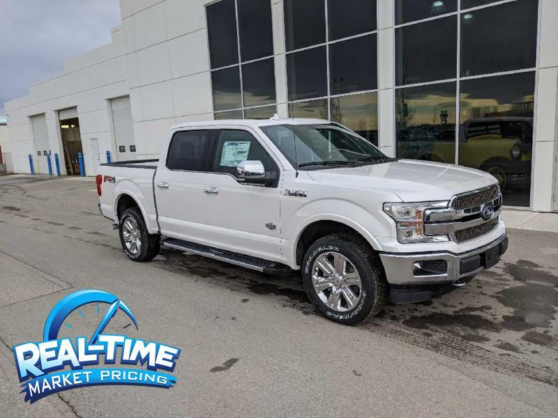2019_Ford_F-150_King Ranch_ High River AB