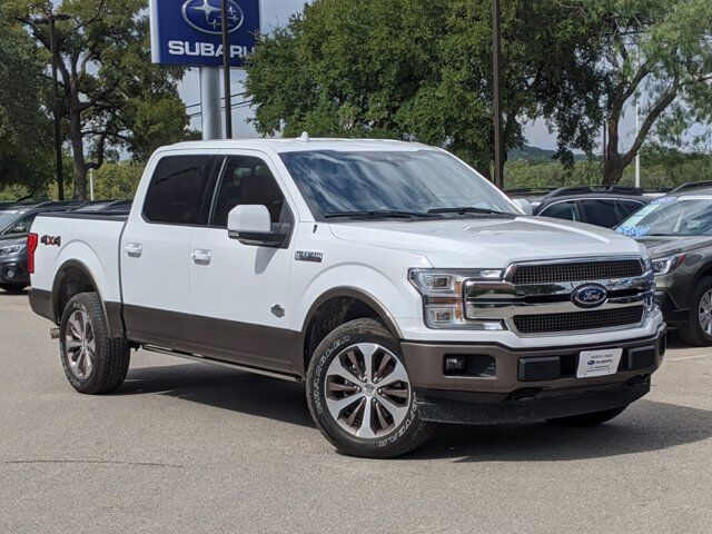 2019 Ford F-150 King Ranch San Antonio TX