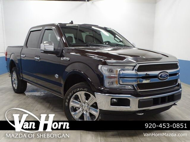 2019 Ford F-150 King Ranch Sheboygan WI