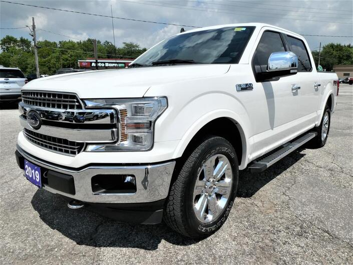 2019 Ford F-150 LARIAT 2.7 | Cooled Seats | Navigation | Panoramic Roof Essex ON