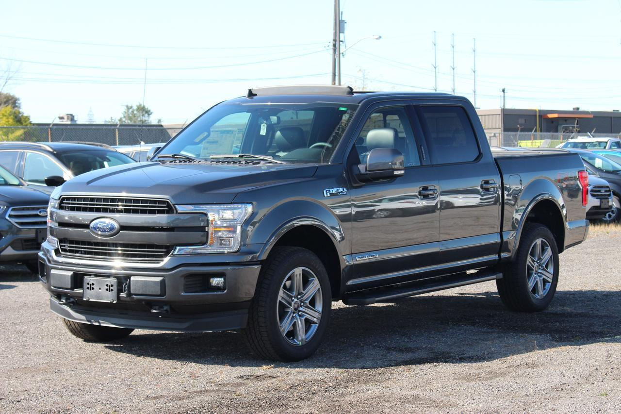 2019 Ford F-150 LARIAT 4WD SUPERCREW 5.5' BOX Scarborough ON