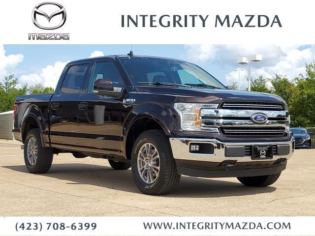 2019 Ford F-150 LARIAT 4WD SuperCrew 5.5' Box Chattanooga TN