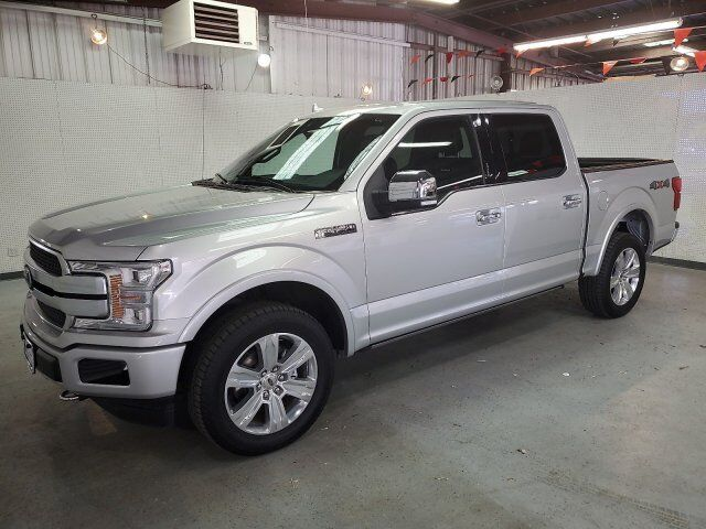 2019 Ford F-150 LARIAT 4WD SuperCrew 5.5' Box Oroville CA