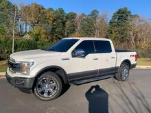 2019_Ford_F-150_LARIAT 4WD SuperCrew 5.5' Box_ Raleigh NC