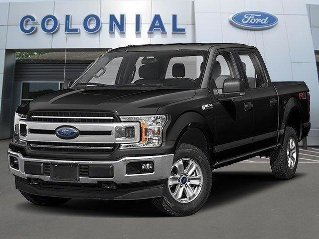 2019 Ford F-150 LARIAT 4WD SuperCrew 5.5' Box Marlborough MA