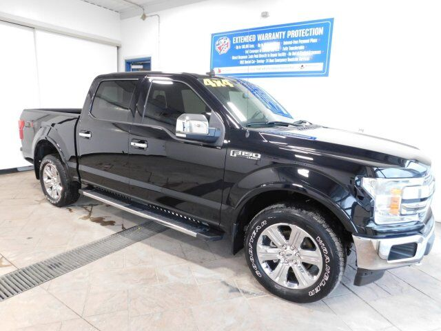 2019 Ford F-150 LARIAT CREW SUNROOF LEATHER NAVI Listowel ON