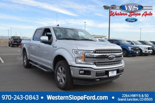 2019 Ford F-150 LARIAT Grand Junction CO