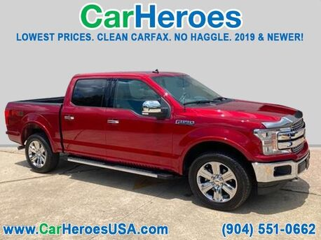 2019_Ford_F-150_LARIAT_ Jacksonville FL
