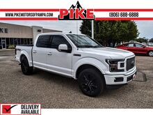 2019_Ford_F-150_LARIAT_ Pampa TX