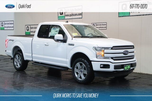 2019 Ford F-150 LARIAT Quincy MA