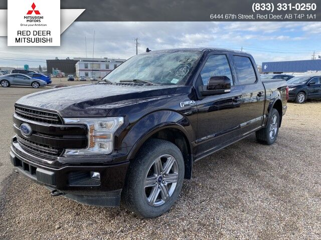 2019 Ford F-150 LARIAT Red Deer County AB