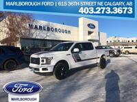 Ford F-150 Lariat   - Sunroof -  Running Boards 2019