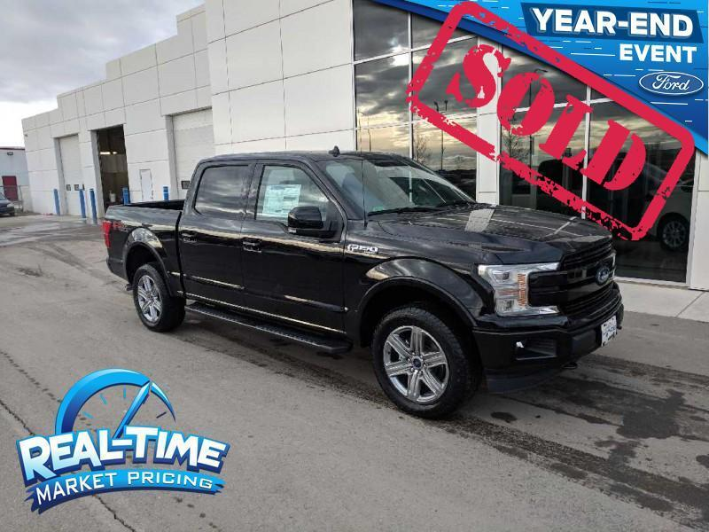 2019_Ford_F-150_Lariat_ Claresholm AB