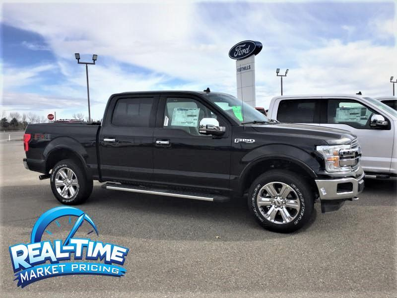 2019 Ford F-150 Lariat High River AB