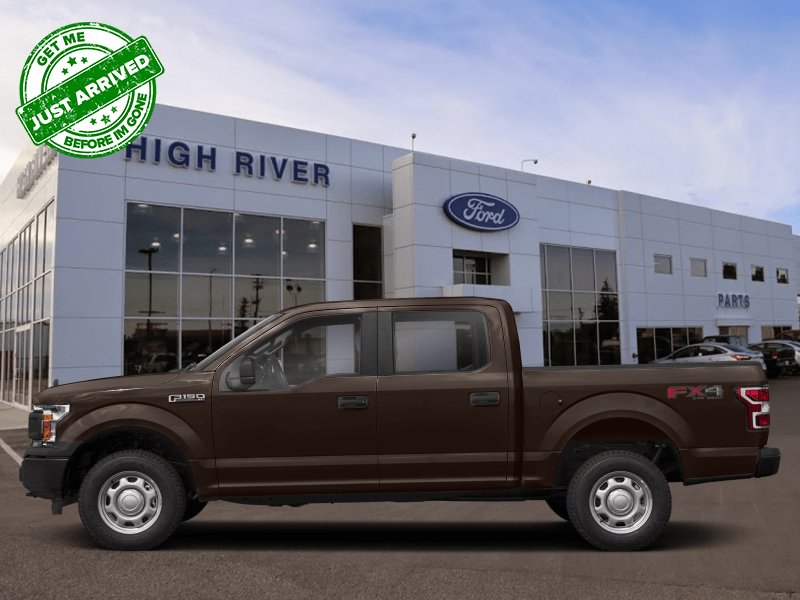 2019_Ford_F-150_Lariat_ High River AB