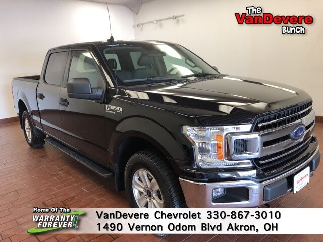 2019 Ford F-150 Lariat Akron OH