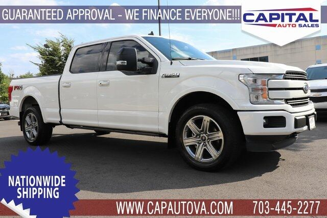 2019 Ford F-150 Lariat Chantilly VA