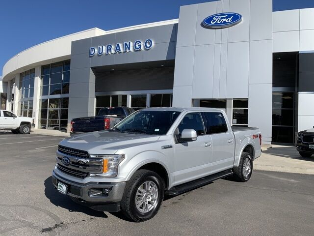 2019 Ford F-150 Lariat Durango CO