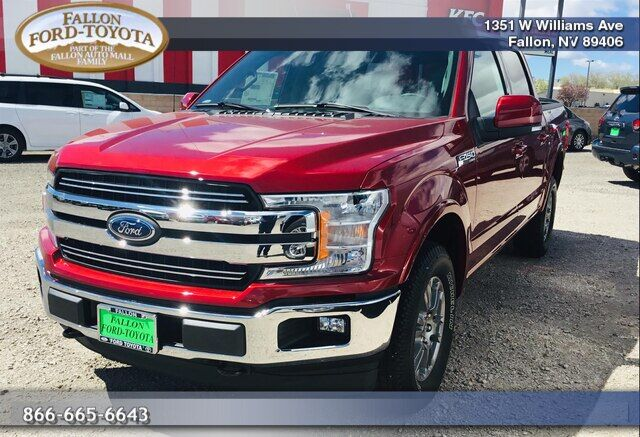2019 Ford F-150 Lariat Fallon NV