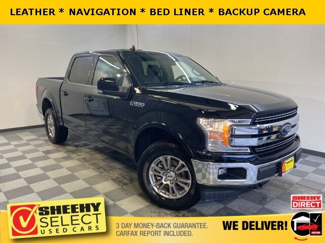 2019 Ford F-150 Lariat Warrenton VA