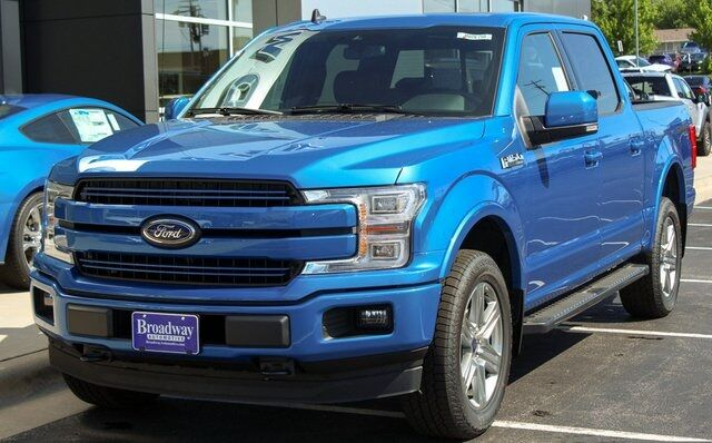 2019 Ford F-150 Lariat Green Bay WI