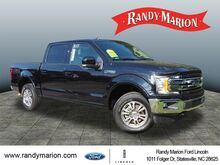 2019_Ford_F-150_Lariat_ Hickory NC