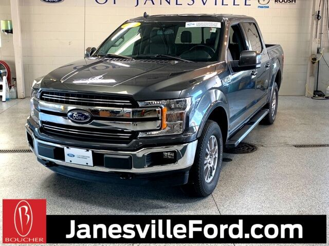 2019 Ford F-150 Lariat Janesville WI