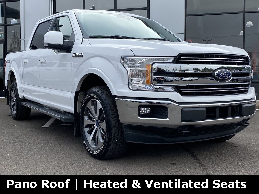 2019 Ford F-150 Lariat Milwaukie OR