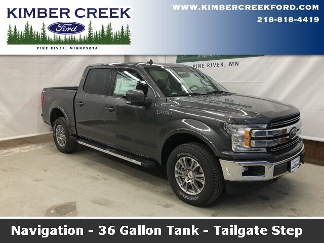2019 Ford F-150 Lariat Pine River MN