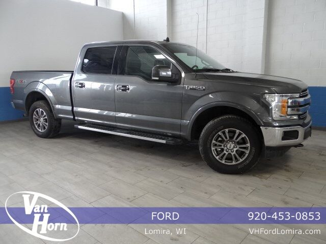 2019 Ford F-150 Lariat Plymouth WI