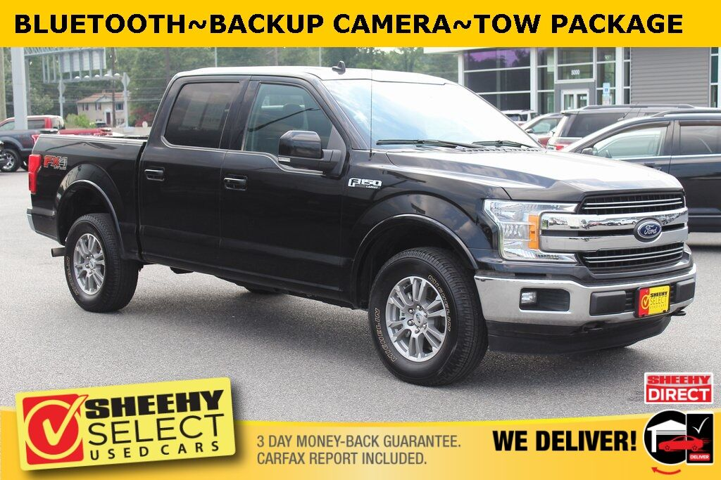 2019 Ford F-150 Lariat Suitland MD