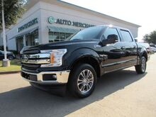 2019_Ford_F-150_Lariat SuperCrew 5.5-ft. Bed 2WD LEATHER, HTD/CLD FRONT STS, NAVIGATION, UNDER FACTORY WARRANTY_ Plano TX