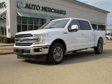 2019_Ford_F-150_Lariat SuperCrew 5.5-ft. Bed 2WD NAVIGATION, BACK UP CAMERA, BLUETOOTH, HEATED/COOLED SEATS_ Plano TX