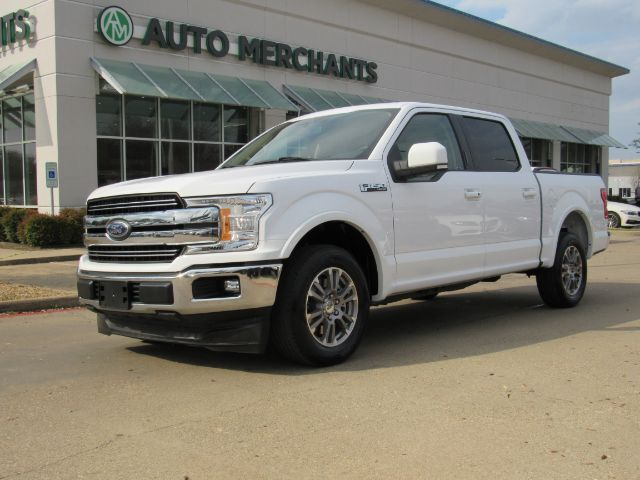2019 Ford F-150 Lariat SuperCrew 5.5-ft. Bed 2WD NAVIGATION, BACK UP CAMERA, BLUETOOTH, HEATED/COOLED SEATS Plano TX