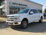2019 Ford F-150 Lariat SuperCrew 5.5-ft. Bed 2WD*NAVIGATION,BLUETOOTH,BACKUP CAM,HEATED SEAT,UNDER FACTORY WARRANTY!