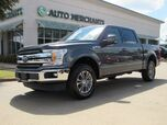 2019 Ford F-150 Lariat SuperCrew 5.5-ft. Bed 4WD LEATHER, HTD/CLD FRONT STS, NAVIGATION, BACKUP CAM, UNDER WARRANTY