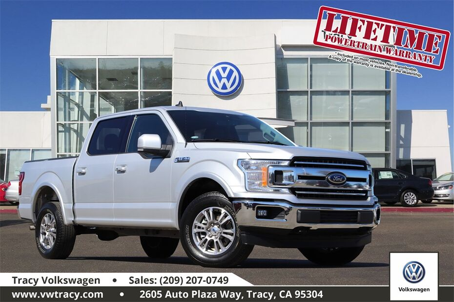 2019 Ford F-150 Lariat Tracy CA