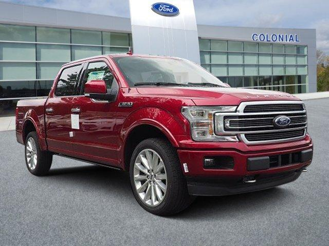 2019 Ford F-150 Limited 4WD SuperCrew 5.5' Box Plymouth MA