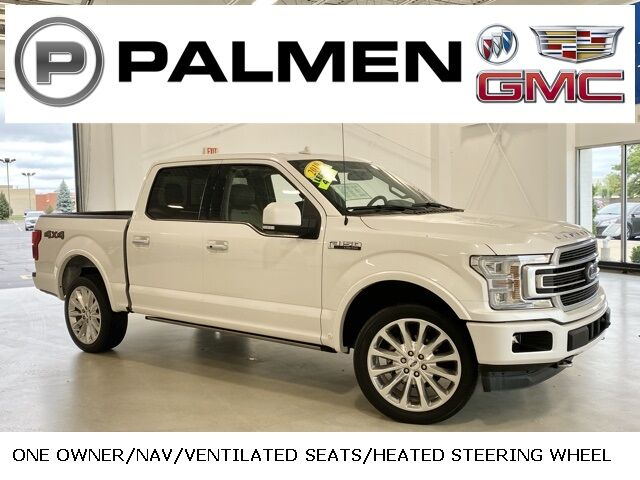 2019 Ford F-150 Limited Racine WI