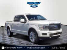 2019_Ford_F-150_Limited_ Miami FL